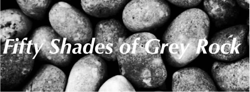 Fifty Shades of Grey Rock | Mental Health Intervention